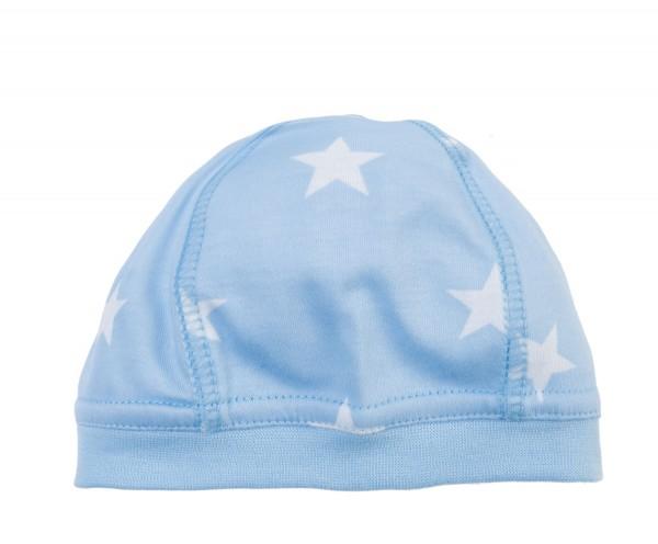 ZEWI bébé-jou Mütze-ciel Stars Gr. XS